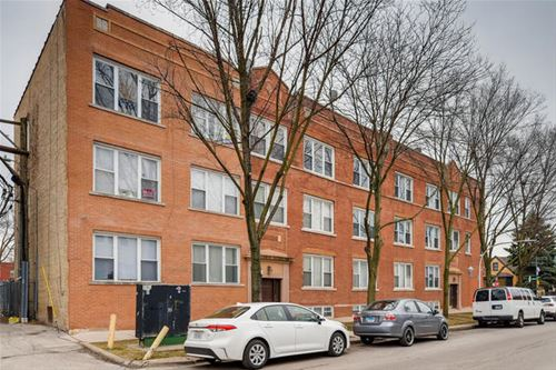 2605 N Hamlin Unit 1, Chicago, IL 60647 Logan Square