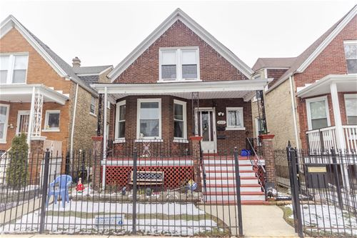 2312 N Kedvale, Chicago, IL 60639 Hermosa