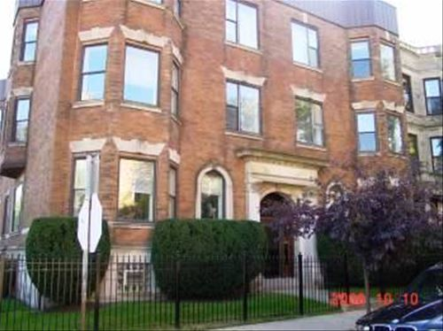 903 W Dakin Unit 3W, Chicago, IL 60613 Lakeview