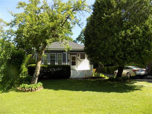 1342 Ridge, Homewood, IL 60430
