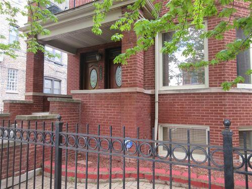 2545 N Avers Unit 2R, Chicago, IL 60647 Logan Square