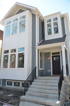 3810 N Christiana, Chicago, IL 60618 Irving Park