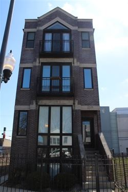 2539 W Warren Unit 2, Chicago, IL 60612 Near West Side