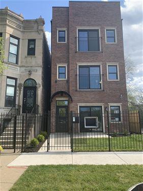 857 E 63rd Unit 1, Chicago, IL 60637 Woodlawn
