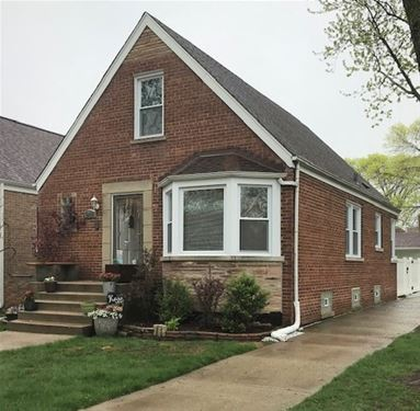 5058 N Newcastle, Chicago, IL 60656 Norwood Park