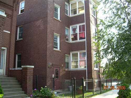 3143 W Eastwood Unit 2F, Chicago, IL 60625 Albany Park