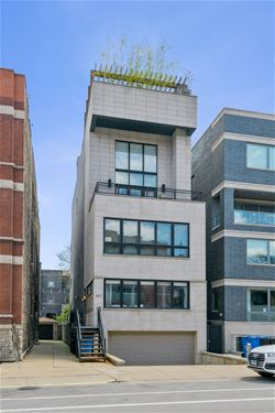 1823 N Halsted Unit 1, Chicago, IL 60614 Lincoln Park