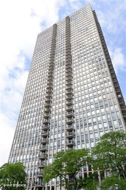 1660 N La Salle Unit 3806, Chicago, IL 60614 Lincoln Park