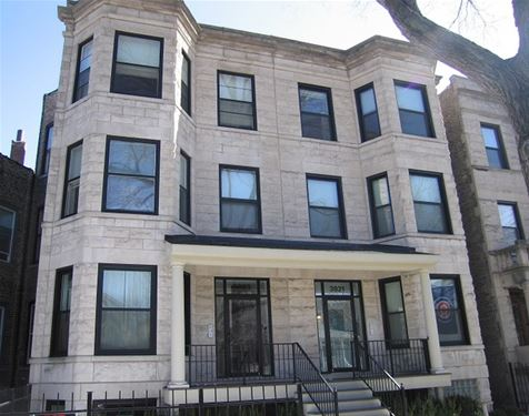 3823 N Lakewood Unit 1, Chicago, IL 60613 Lakeview