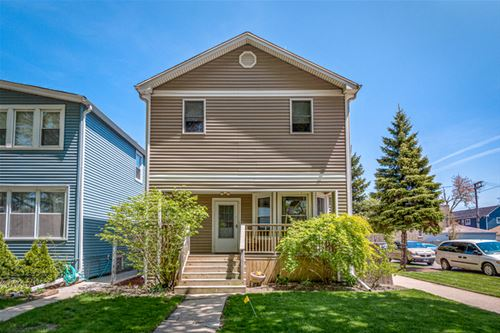 4601 N Lowell, Chicago, IL 60630 Mayfair