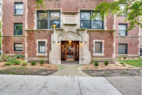 1303 W Elmdale Unit G, Chicago, IL 60660 Edgewater