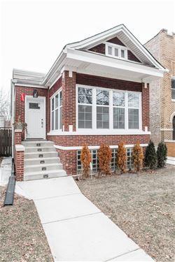 4925 N Ridgeway, Chicago, IL 60625 Albany Park