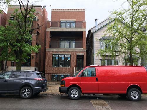 2846 N Racine Unit 2, Chicago, IL 60657 Lakeview