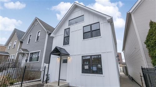 2915 N Rockwell, Chicago, IL 60618 Avondale