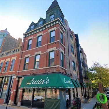 1825 W North Unit 3A, Chicago, IL 60622 Wicker Park