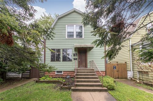 5045 W Winona, Chicago, IL 60630 Jefferson Park