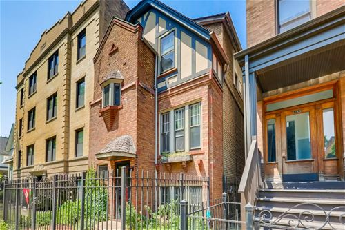 1742 W Henderson, Chicago, IL 60657 West Lakeview