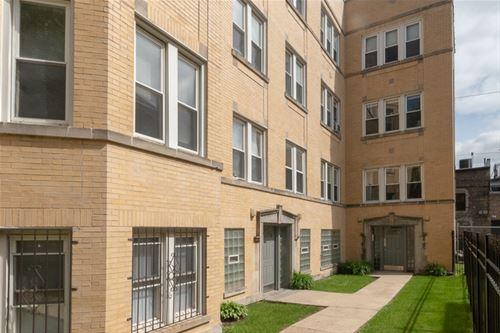 1933 W Crystal Unit 3A, Chicago, IL 60622 Wicker Park
