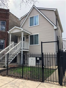 2734 N Fairfield Unit 1, Chicago, IL 60647 Logan Square