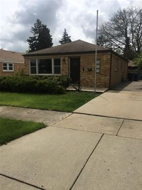 9129 Cherry, Franklin Park, IL 60131