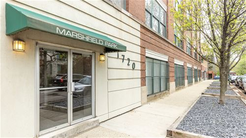 1720 N Marshfield Unit 504, Chicago, IL 60622 Bucktown