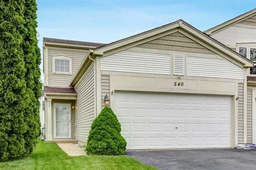 540 Wedgewood, Lake In The Hills, IL 60156