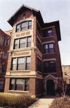 7730 N Eastlake Unit 3, Chicago, IL 60626 Rogers Park