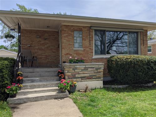 8729 Tulley, Oak Lawn, IL 60453