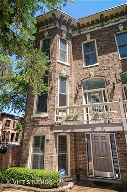 2059 N Bissell, Chicago, IL 60614 Lincoln Park