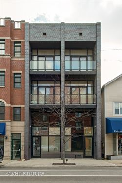 2734 N Lincoln Unit 3W, Chicago, IL 60614 Lincoln Park
