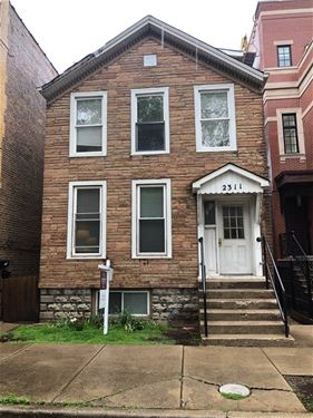 2311 N Greenview, Chicago,  60614 Lincoln Park