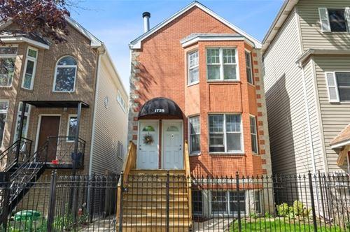 1728 W Barry Unit 1, Chicago, IL 60657 Lakeview