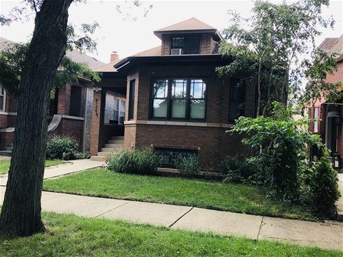 6126 N Maplewood, Chicago, IL 60659 West Ridge