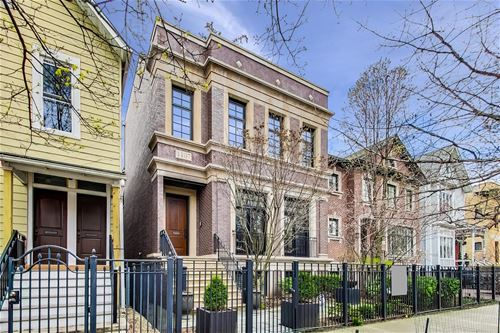 1107 W Wolfram, Chicago, IL 60657 Lakeview