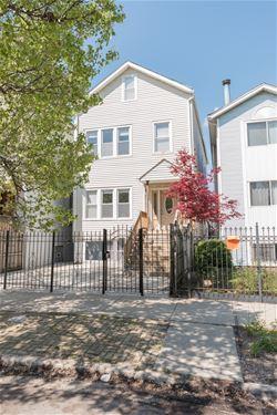 1634 N Campbell Unit 1, Chicago, IL 60647 Logan Square