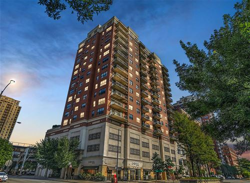 5 E 14th Unit 1201, Chicago, IL 60605 South Loop