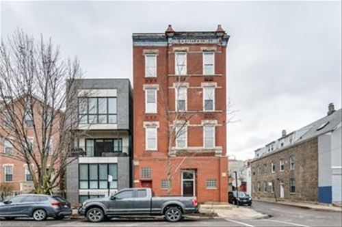 1461 W Fry Unit 3F, Chicago, IL 60642 Noble Square