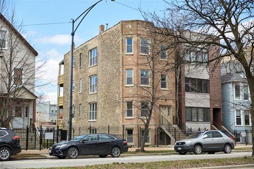 1914 N Kedzie Unit 2, Chicago, IL 60647 Logan Square