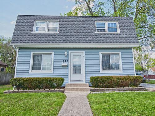 332 Dewey, Northlake, IL 60164