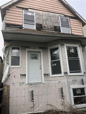 3710 W Dickens, Chicago, IL 60647 Logan Square