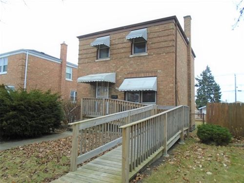 6019 S Meade, Chicago, IL 60638 Clearing West