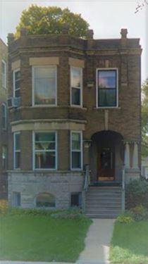 2538 N Kimball Unit 2, Chicago, IL 60647 Logan Square