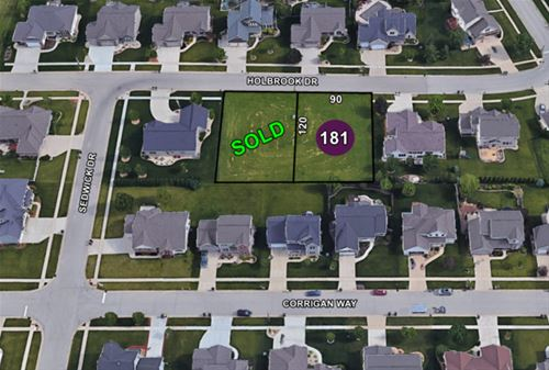 Lot 181 Holbrook, Normal, IL 61761
