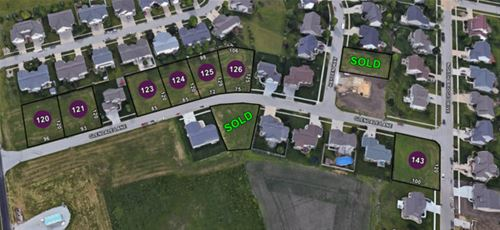 Lot 124 Glendale, Normal, IL 61761