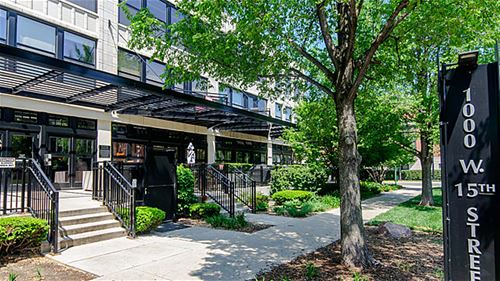 1000 W 15th Unit 324, Chicago, IL 60608 University Village / Little Italy