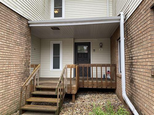 903 N Linden Unit 21, Normal, IL 61761