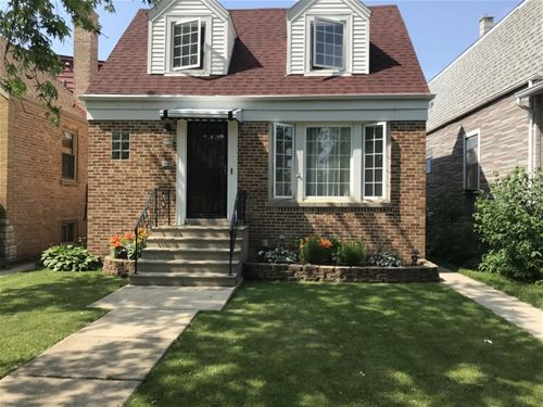 6654 W Hayes, Chicago, IL 60631 Norwood Park