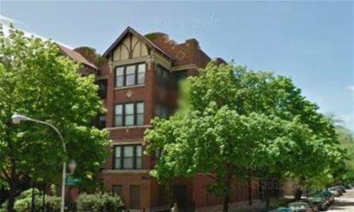 1163 E 52nd Unit 3, Chicago, IL 60615 Hyde Park