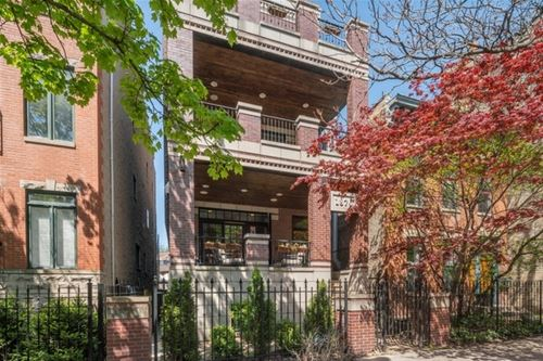 1870 N Sheffield Unit 3, Chicago, IL 60614 Lincoln Park