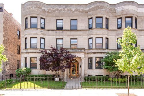 917 W Belle Plaine Unit G, Chicago, IL 60613 Uptown